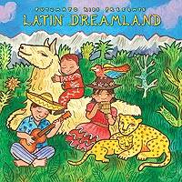 Audio CD, 'Latin Dreamland' - Putumayo Latin Dreamland World Music CD