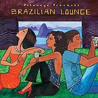 Audio CD, 'Brazilian Lounge' - Putumayo Brazilian Lounge World Music Re-Release