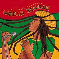 Audio CD, 'World Reggae' - Putumayo World Reggae Music CD