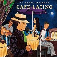 Audio CD, 'Café Latino' - Putumayo Cafe Latino Music CD