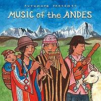 Audio CD, 'Music of the Andes' - Putumayo Music of the Andes CD