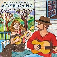 Audio CD, 'Americana' - Putumayo American Music CD