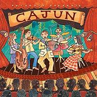 Audio CD, 'Cajun' - Putumayo Cajun Music CD