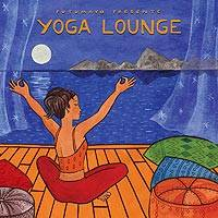 Audio CD, 'Yoga Lounge' - Putumayo World Music Yoga Lounge CD
