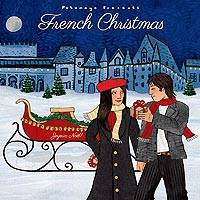 Audio CD, 'French Christmas' - Putumayo French Christmas Music CD