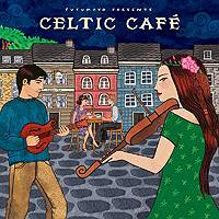 Audio CD, 'Celtic Café' - Putumayo Celtic Cafe Music CD