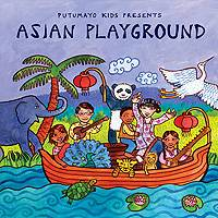 Audio CD, 'Asian Playground' - Putumayo World Music Asian Playground CD