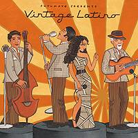 Audio CD, 'Vintage Latino' - Putumayo Vintage Latino Music CD