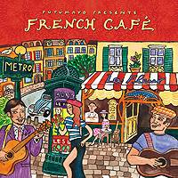Audio CD, 'French Café' - Putumayo French Café Music CD