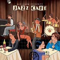Audio CD, 'Jazz Café' - Putumayo World Music Jazz Café CD