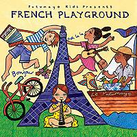 Audio CD, 'French Playground' - Putumayo Kid's French Playground Music CD