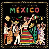 Audio CD, 'Mexico' - Putumayo World Music Mexico CD
