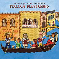 Audio CD, 'Italian Playground' - Putumayo Children's Audio CD Italian Playground