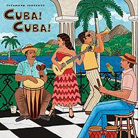 Audio CD, 'Cuba! Cuba!' - Putumayo Cuban Music CD