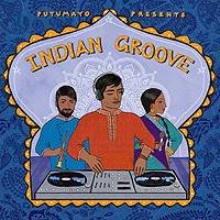 Audio CD, 'Indian Groove' - Putumayo World Music Indian Groove CD