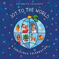 Audio CD, 'Joy to the World' - Putumayo Holiday CD Joy to the World