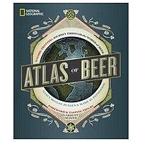National Geographic's 'Atlas of Beer' - Atlas of Beer Hardcover Book