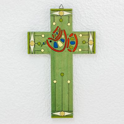 Pinewood cross, Peace and Hope
