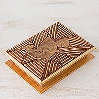 Pinewood box,