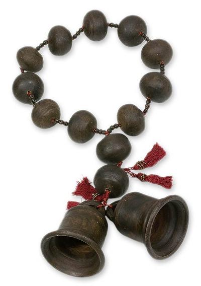 Handmade Ceramic Decorative Wall Rosary