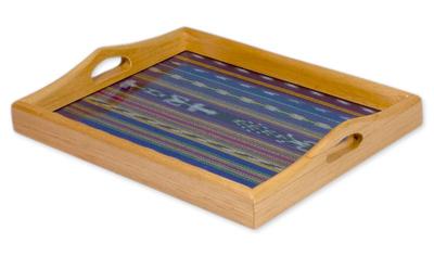 Cedar wood tray