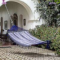 Cotton hammock Take Me to the Stars single Guatemala