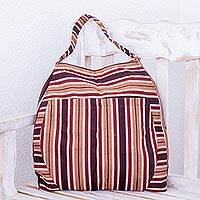 Cotton travel bag,