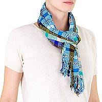 Cotton scarf,