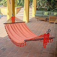Cotton hammock Take Me to the Sunset single Guatemala