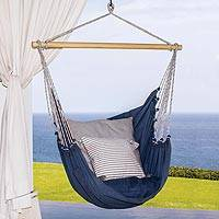 Cotton hammock swing,