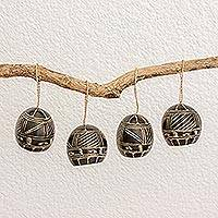 Gourd ornaments,