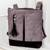 Leather backpack, 'Exploration in Grey' - Handmade Leather Backpack in Grey from Costa Rica (image 2) thumbail