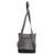 Leather backpack, 'Exploration in Grey' - Handmade Leather Backpack in Grey from Costa Rica (image 2d) thumbail