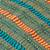 Cotton poncho, 'Beach Stripes' - Handwoven Striped Cotton Poncho from Guatemala (image 2d) thumbail