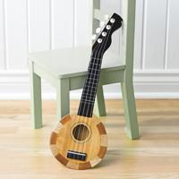 Coconut shell ukulele, 'Worldwide Melody' - UNICEF Ukelele Coconut Shell Guitar
