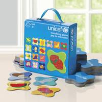 Match game, 'Food for Thought' - UNICEF Match Game for Children 3 Years Old and Up