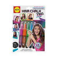 Colorful Locks  - Washable Hair Chalk Pens