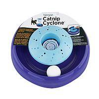 Feline Frolic - Catnip Cyclone䋢 Acrylic Ball and Track Interactive Cat Toy