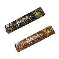 Chocolaty Charm  - Handmade Ghanaian 1.5 oz Divine Chocolate Bar