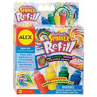 Spin Art - Alex Toys Fantastic Spinner Art Activity Kit Refill