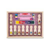 Stamp of Approval - Colorful Stamp Set with Happy Handles