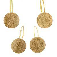 Wooden Wonders - Unique Afghan Handcrafted Ornaments