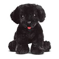 Snuggle Buddy  - Plush Benson Lab Puppy Stuffed Animal