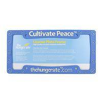 Peace Drive - Cultivate Peace Automobile License Plate Frame