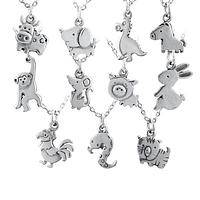 Cute Zodiac Charms - Chinese Zodiac Animal Charms (12 Designs)
