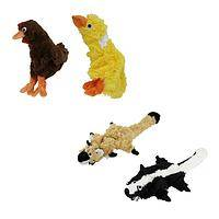 Best Bottle Friend - Bottle Critters Used Water Bottle Animal-Themed Eco Dog Toy