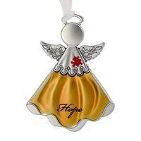 Angel of Hope - Autism Awareness Puzzle Piece Hope Angel Ornament