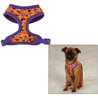 Happy Howloween - Bright Halloween-Themed Washable Dog Harness