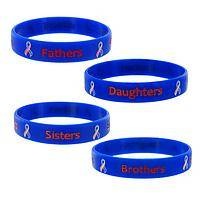 Under One Flag - American Family Silicone Bracelet