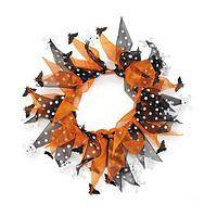 Bones and Bats - Aria Halloween Dog Scrunchy